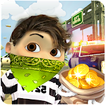 Run Thief Run 3D 1.1 Apk
