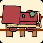Toddler Toot Train Railway icon