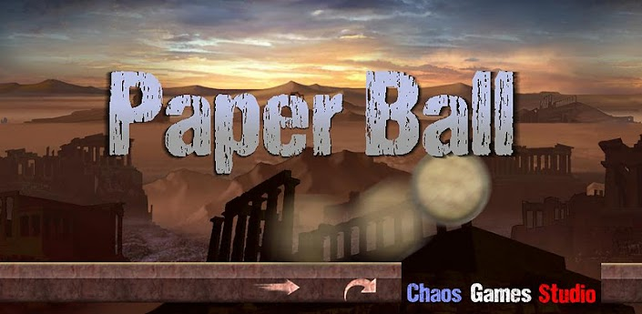 Paper Ball Full v1.4.7 Apk Game Download