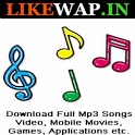 Likewap bollywood music site icon
