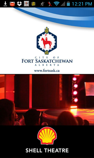 Fort Sask - Shell Theatre