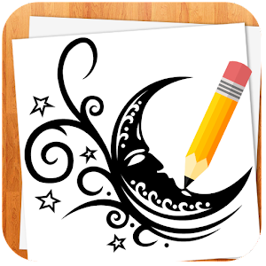 how to draw tattoos android apps on google play. Black Bedroom Furniture Sets. Home Design Ideas