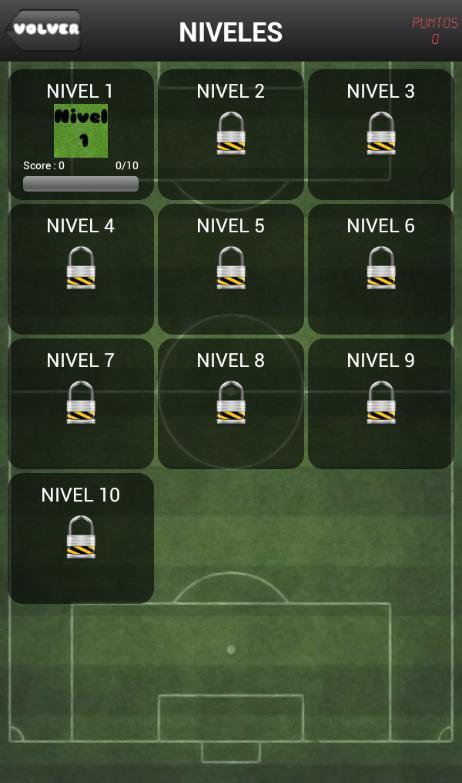 Adivina el Jugador de Espaldas- screenshot