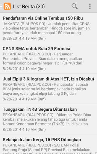 Riau Pos Unofficial