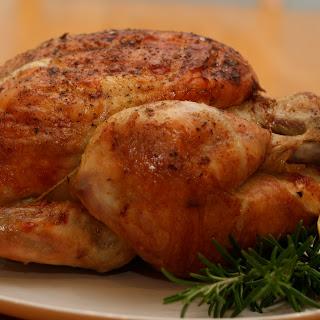 Rotisserie Herb Chicken