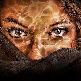 Eyes by Emanuel Correia - People Portraits of Women