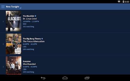 TV Guide Mobile Screenshot 10