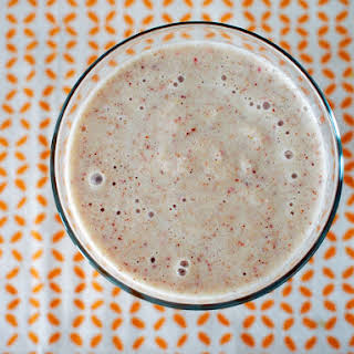 Oatmeal Smoothie.