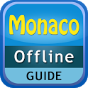 Monaco Offline Map Guide icon