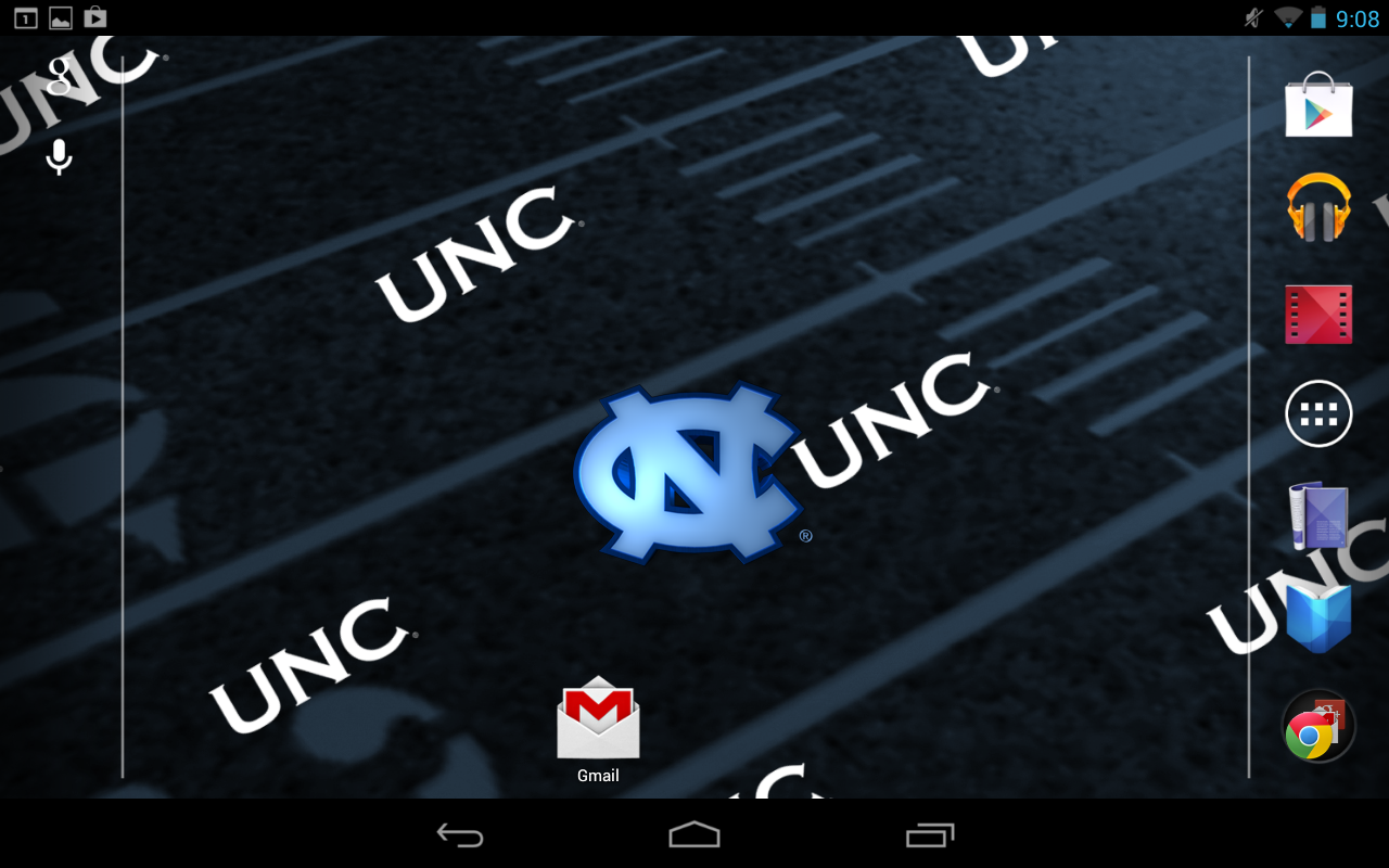 tarheel wallpaper for android