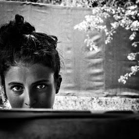 That Look by Fabio Grezia - People Portraits of Women