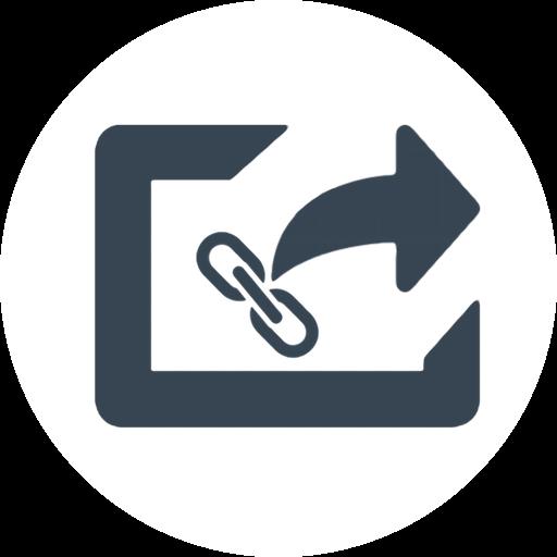 SocialURLShare Demo app 程式庫與試用程式 App LOGO-APP試玩