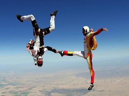 戶外高空跳傘