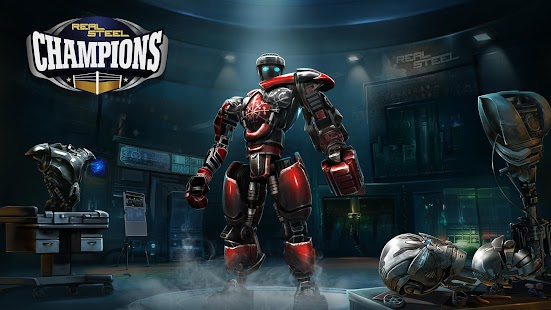 Real Steel Champions 1.0.246 APK + MOD (Money) + DATA