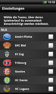 SC Bern - screenshot thumbnail
