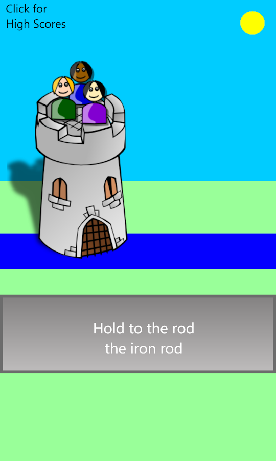 iron rod - screenshot