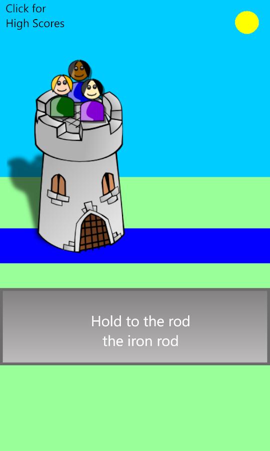 iron rod - screenshot