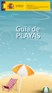 Guía de Playas - MAGRAMA- screenshot thumbnail