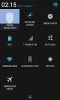 Screenshot of Deus Ex Android Blue