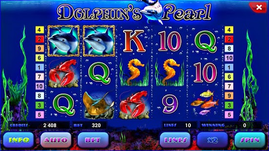 slot casino online dolphins pearl