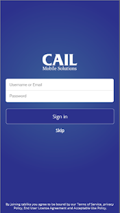 CAIL Mobility- screenshot thumbnail