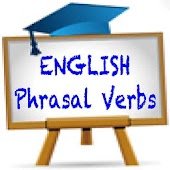 English Phrasal Verb Flashcard
