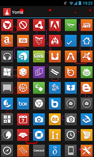 Yoma - Icon Pack - screenshot thumbnail