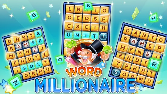 WORD MILLIONAIRE™: WORD PUZZLE