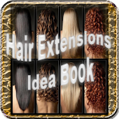 Hair Extensions Idea Book
