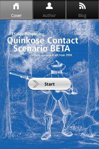 FSpaceRPG Quinkose beta