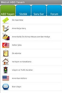 Mezun ABD Yasam- screenshot thumbnail