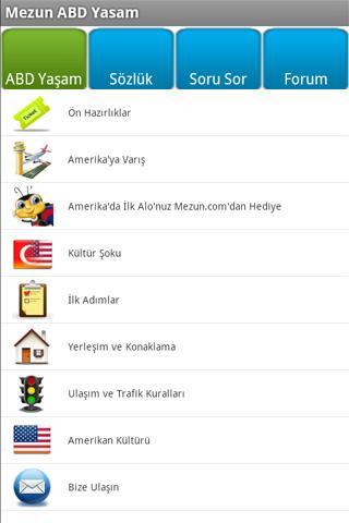 Mezun ABD Yasam- screenshot