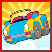 Memory games - Racing Cars