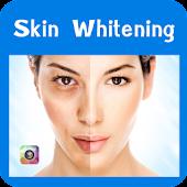skin whitening photo app