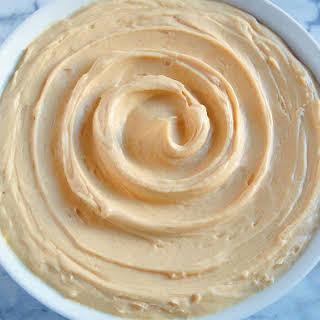 Caramel Cream Cheese Buttercream.