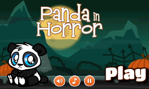 Panda In Horror