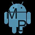 MattedBlues CM10/AOKP Theme logo