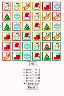 Kerst Memory- screenshot thumbnail