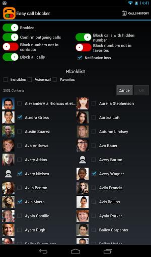 無料通讯Appのイージーコールブロッカー|記事Game