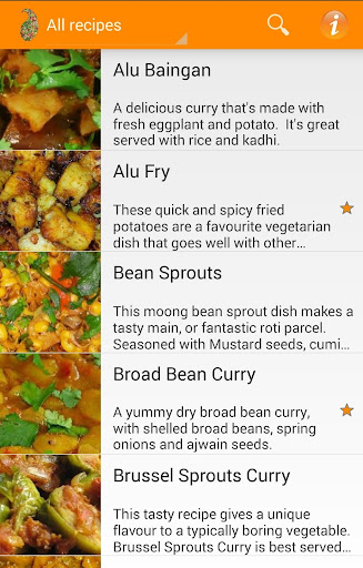 Indian Food Curry Recipes