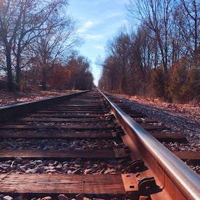 by Josh Pingel - Travel Locations Railway
