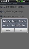 Screenshot of [Night] Evp DreamCatcher