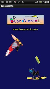 BuscaViento screenshot for Android