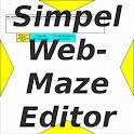 Simpel Web-Maze Editor. icon