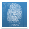 Fingerprint Scanner Lock logo
