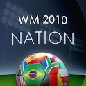 Football 2010 Nations logo