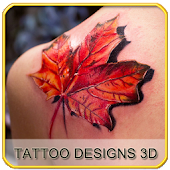 Tattoo Designs 3D