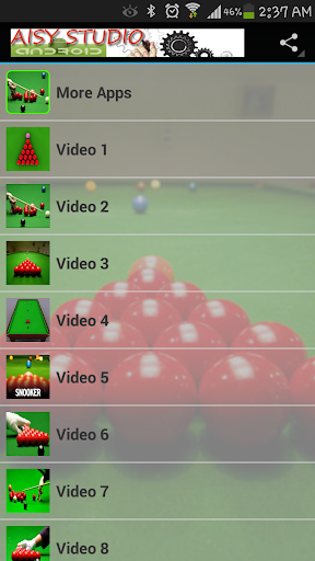 Snooker Games Awesome