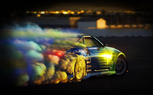 Drift driving skills Wallpaper
