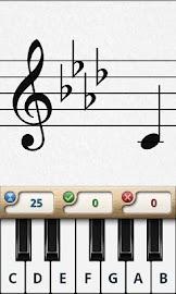 Music Tutor Sight Read Screenshot 2